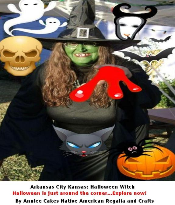 Arkansas City Witch