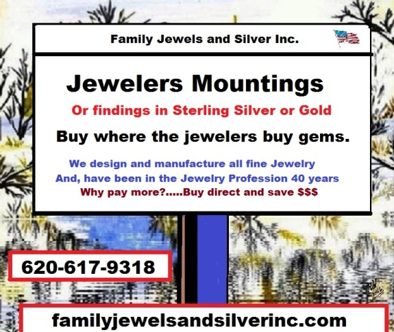 Jewelers Ring Mountings