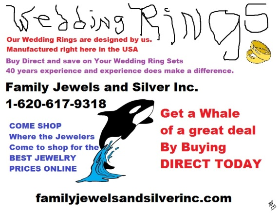 Wedding Rings at Family Jewels