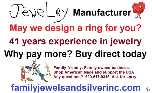 Family Jewels manufactures jewelry