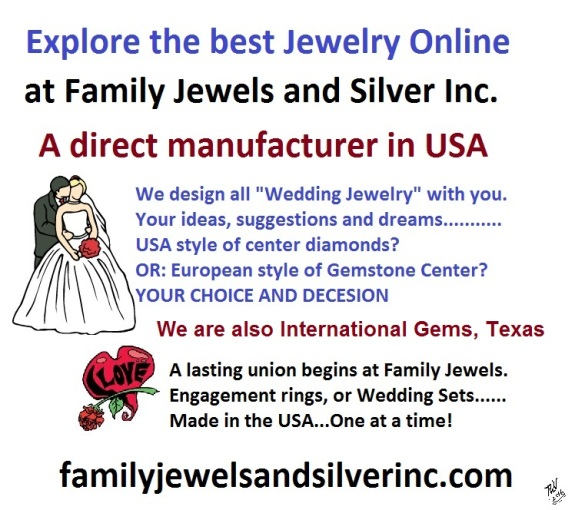 Family Jewels and Silver