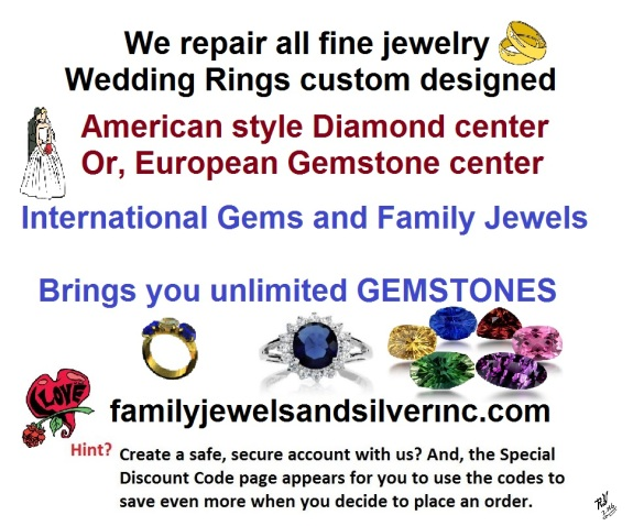 Family Jewels is International Gems